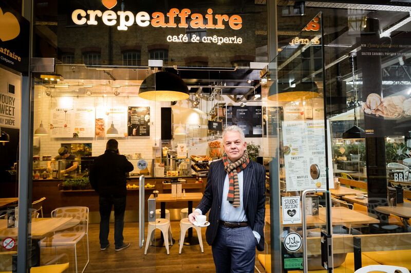 Crêpeaffaire Receives BGF Funding