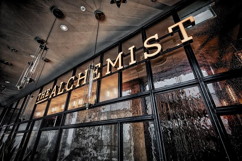 The Alchemist Nottingham Opens Soon
