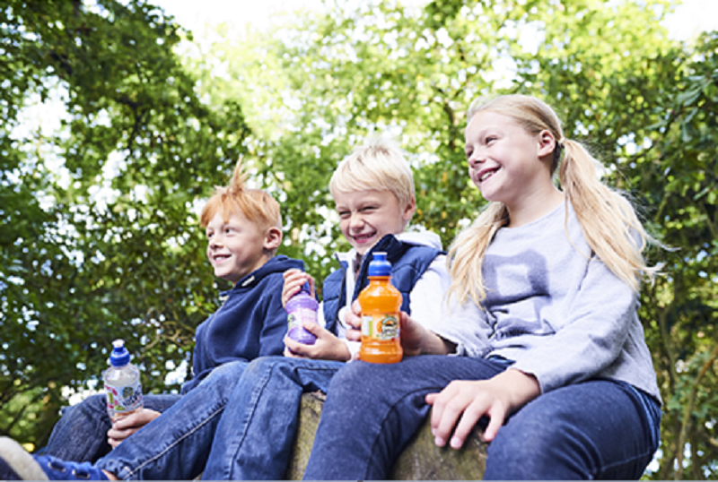 Britvic Is Launching a Health Programme