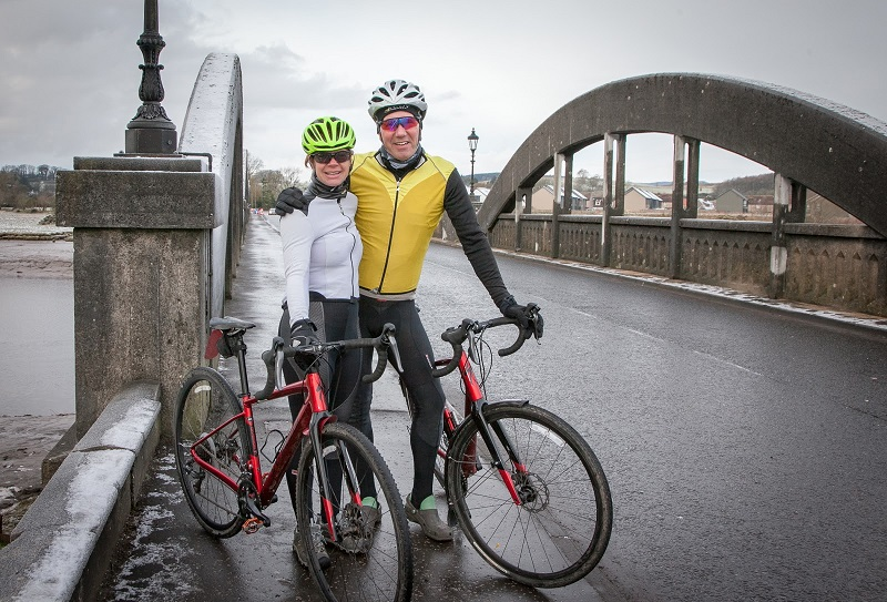 Galloway Cycling Holidays Involved in Dumfries and Galloway Tourism Promotion