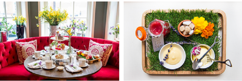 108 Pantry Launched Afternoon Tea Menu