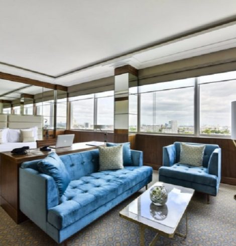Win a Stay at the Royal Lancaster London