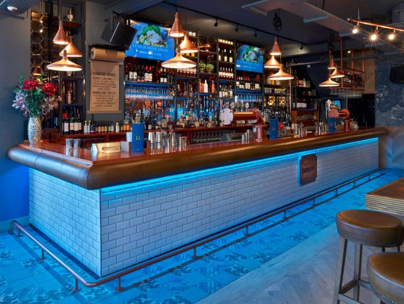 New Banyan Bar & Kitchen in Manchester