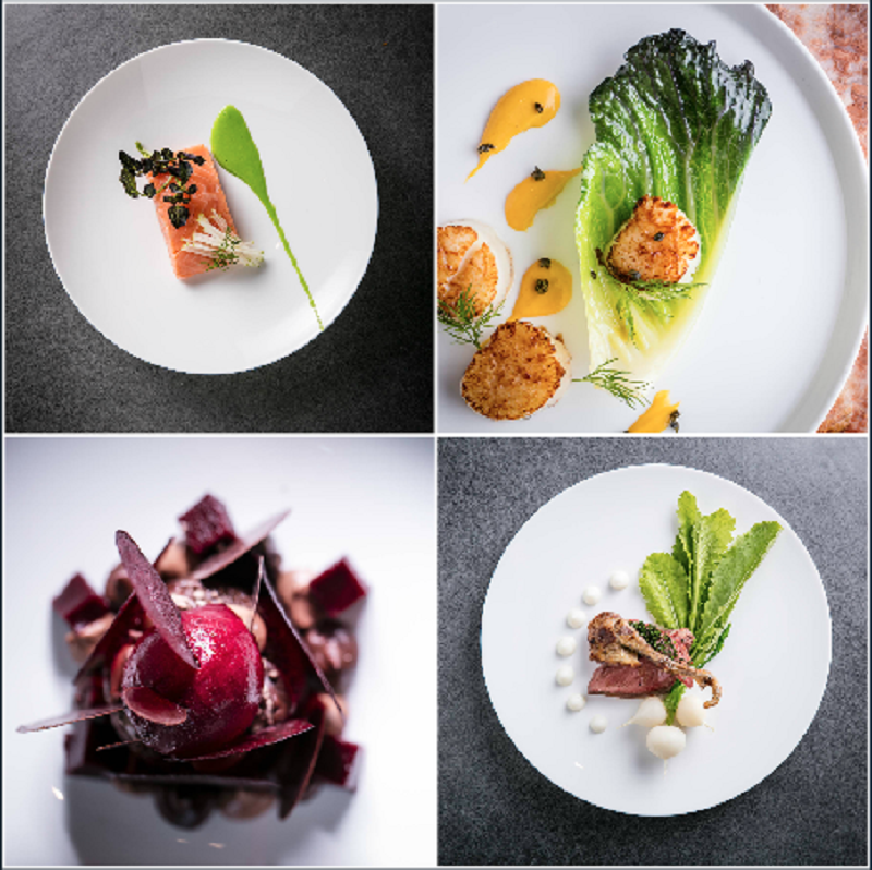 Aster Launches New Six Course Menu