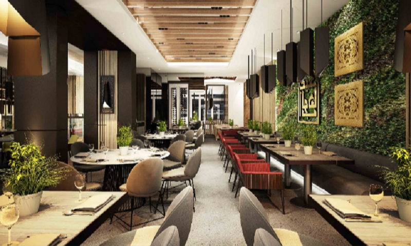 First Abd El Wahab to Open in London