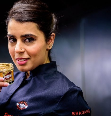Dipna Anand Opens New Restaurant