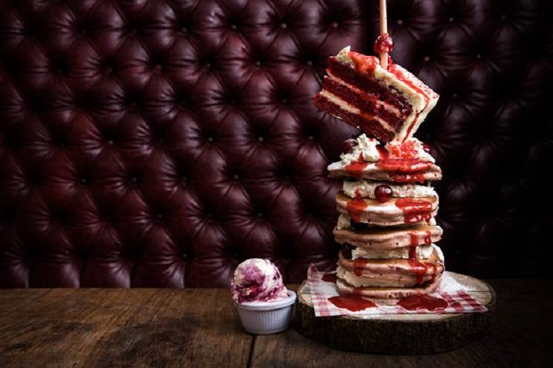 Polo Bar and Jude's Ice Cream Collaborate for Shrove Tuesday