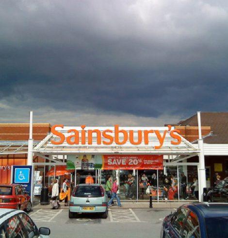 Sainsbury's Raises Its Wages