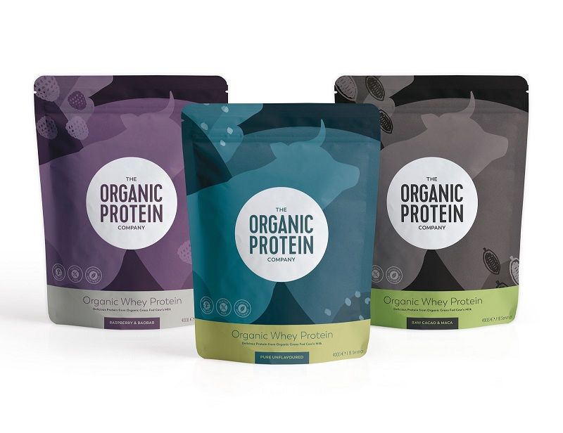 Flavoured Organic Protein