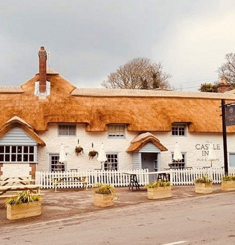 The Castle Inn Re-Opens