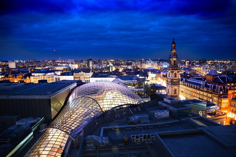 Trinity Leeds Celebrates Five Years