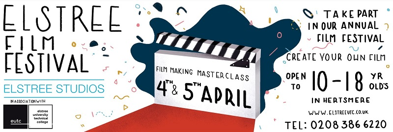 Elstree Film Festival for Young People