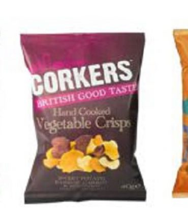 Corkers Crisps Are the Best Beer Pairing