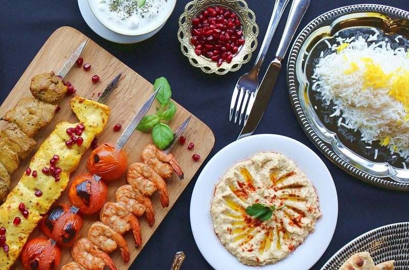 Kookoo Restaurant Surbiton Shortlisted for Best Middle Eastern Restaurant Award