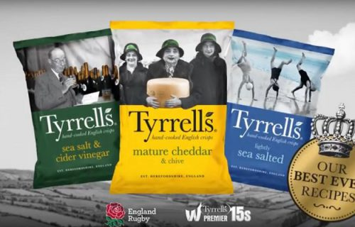 New Tyrrells Advert