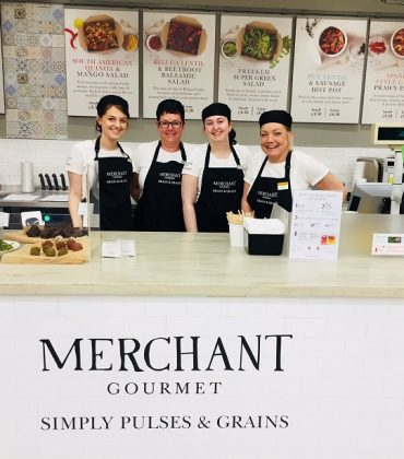 Merchant Gourmet Counter at Waitrose Salisbury