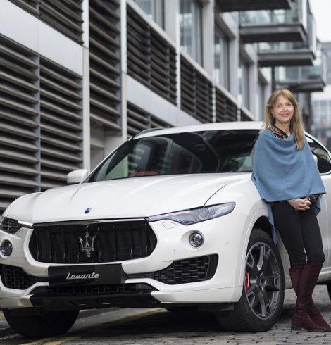 Maserati 100 Celebrates Entrepreneurs