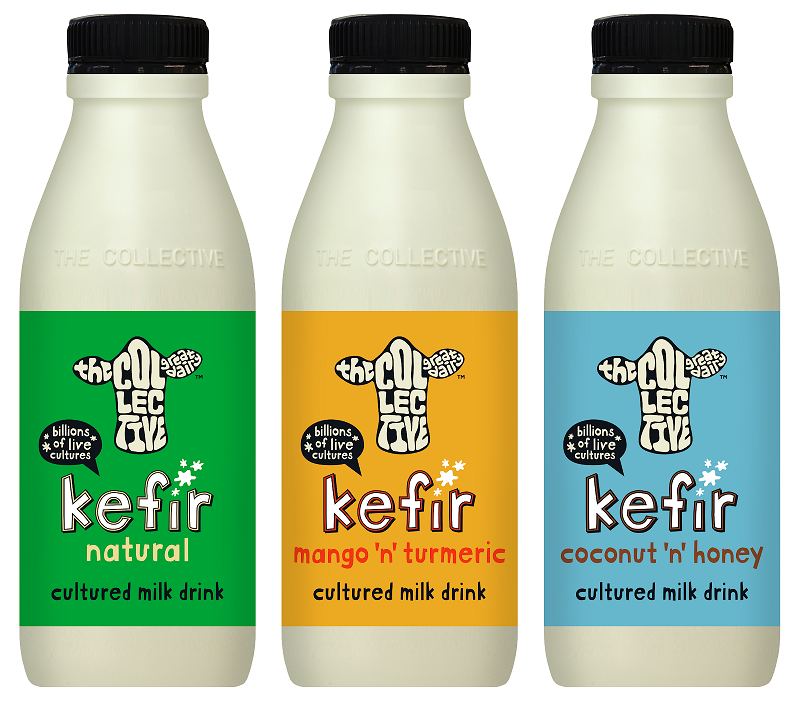 The Collective Launches Kefir Range