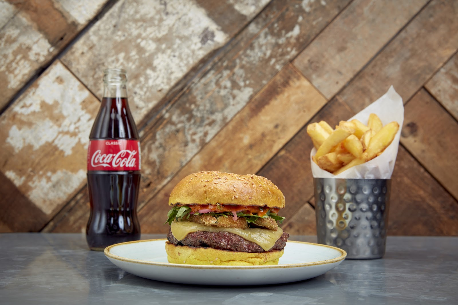 GBK Launches Moroccan Burger