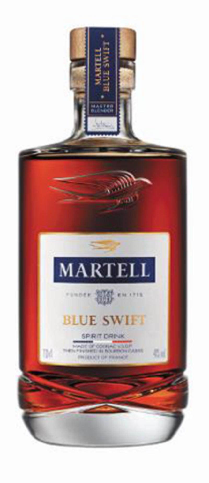 House of Martell Launches a Unique Cognac