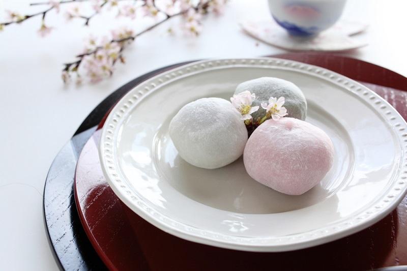 Japanese Cakes at Yutaka