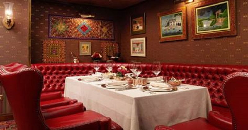 The Curry Room at The Rubens at the Palace Hotel Launches