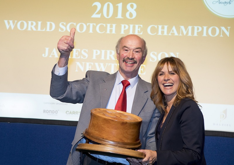 World Scoth Pie Champion 2018
