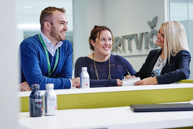 Britvic Voted Number One in the 2018 Great Place to Work