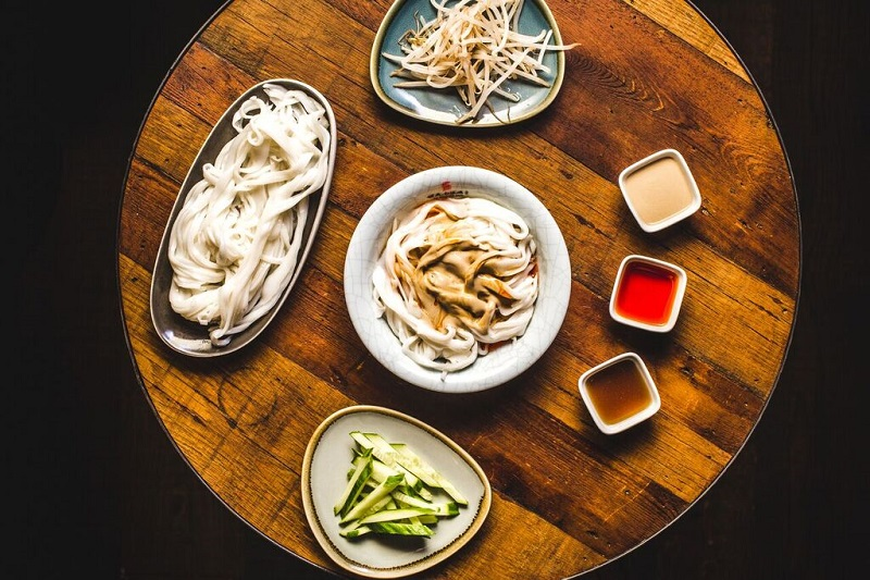 Asian Summer Recipe