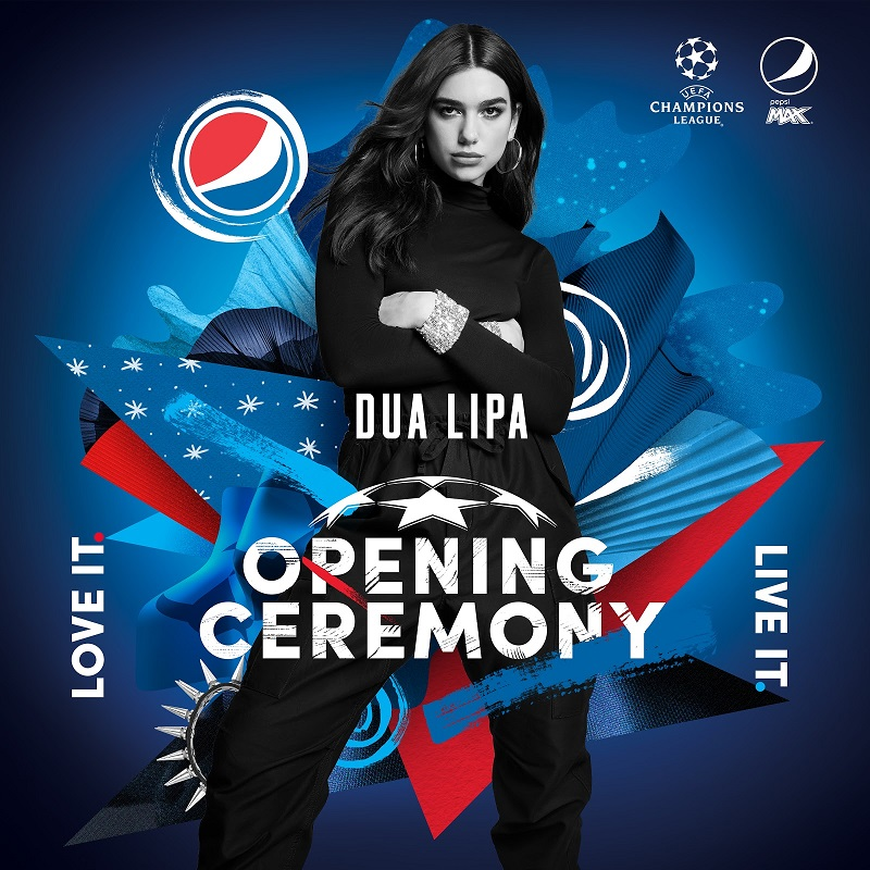 Dua Lipa Is Performing at UEFA Final
