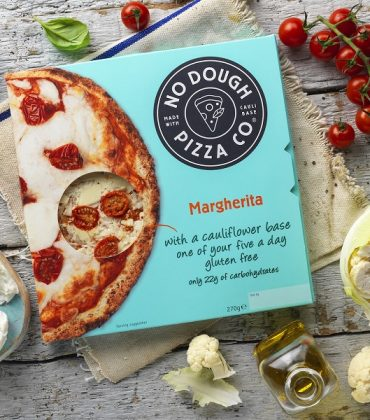 No Dough Pizza Available in Supermarkets Nationwide