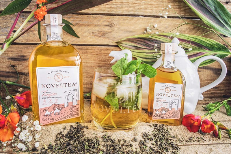 NOVELTEA Is the Only British Brand to Receive a SIAL Innovation Award