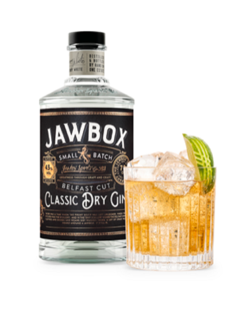Create Your Perfect Gin Drink with Jawbox