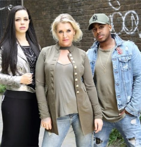 5ive and S Club at the Ultimate Pop Reunion