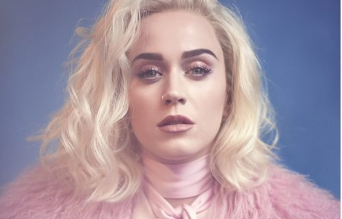 Katy Perry Returns to the UK