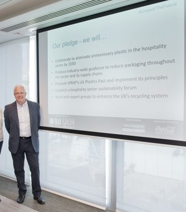 Packaging Waste Pledge Launched by the Hospitality Industry