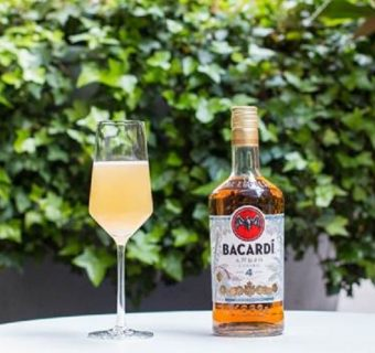 The Den Terrace with BACARDI