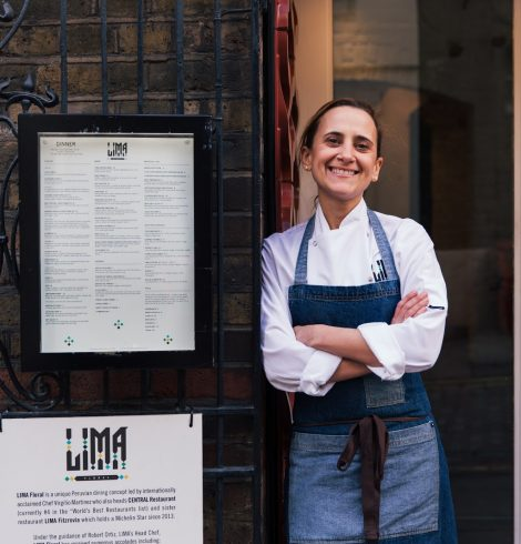 Patricia Roig the New Head Chef of Lima Floral
