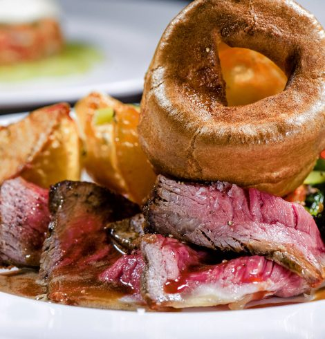 Sunday Roast for Father's Day at The Arch London