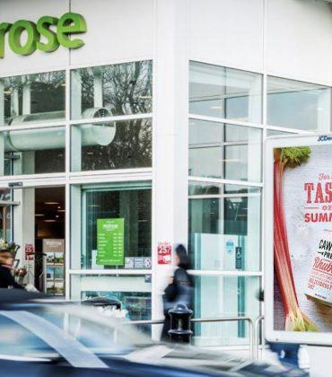 Cawston Press Launches Outdoor Campaign