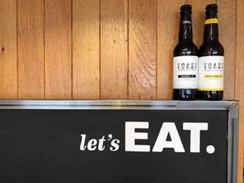 EAT. and Toast Ale Tackle the Problem of Food Waste
