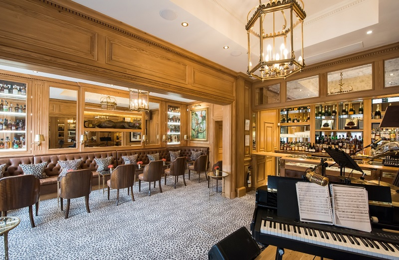 The Leopard Bar at The Rubens Hotel Opened