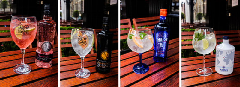 Spanish Gin & Tonics at El Pirata in Mayfair