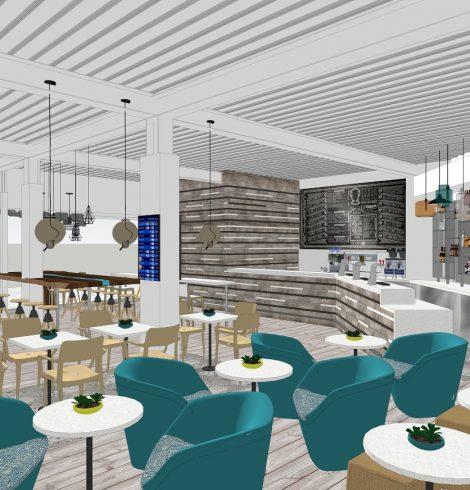 MAG Introduces Unique Food-Bar Concept