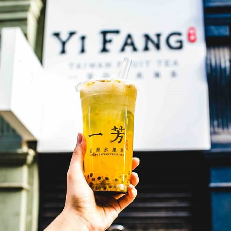 YiFang Teas Come to London