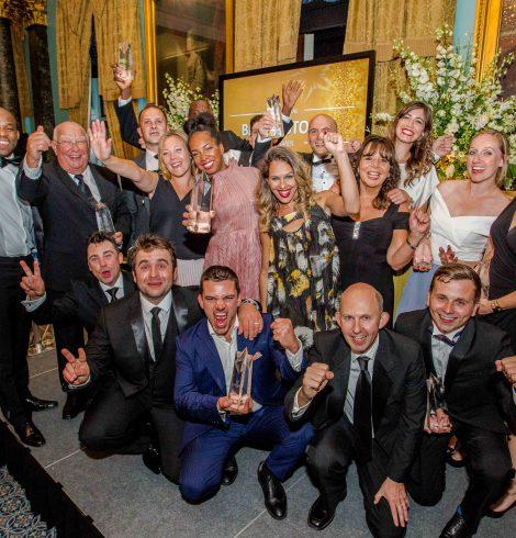 BaxterStorey Awards Winners