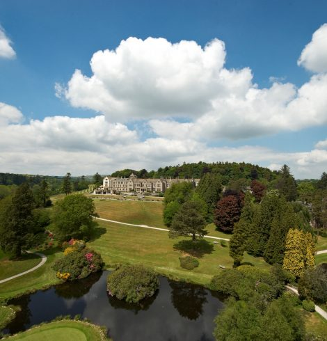 Bovey Castle Has Been Shortlisted for The Cateys 2018