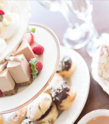 DoubleTree by Hilton Swindown Celebrates National Afternoon Tea Week