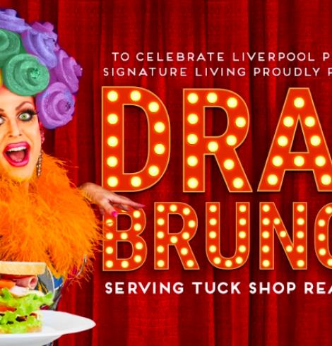 Cunard House Presents Drag Brunch