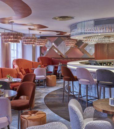 Harvey Nichols' Fifth Floor Bar Opens